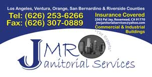 JMR Janitorial Services