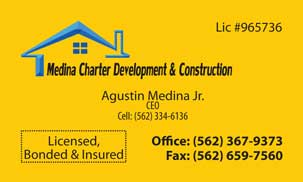 Medina Charter Development & Construction