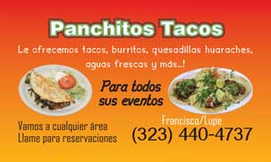 Panchitos Tacos