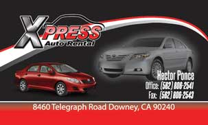 Xpress Auto Rental