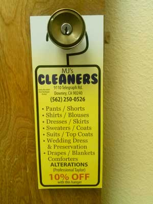 Door Hangers Design and Print