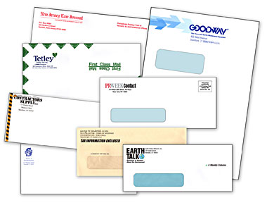 Business Envelopes Design and Print