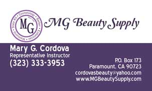 MG Beauty Supply