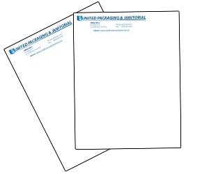 Business Letterheads Design and Print