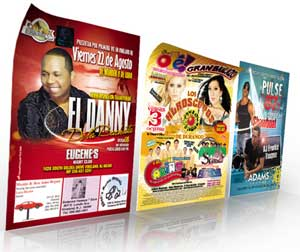 Posters Design and Print